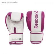 Перчатки боксерские Retail 10 oz Boxing Gloves - Purple, фото 1