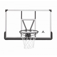 Стандартный баскетбольный щит с кольцом DFC 46 ZY-SET48, фото 1