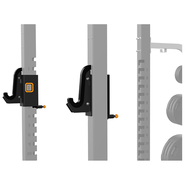 Крюки для олимпийского грифа для силовой рамы MATRIX MAGNUM OPT1R, фото 1