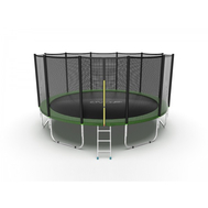 Батут EVO JUMP EXTERNAL 16FT GREEN, фото 1
