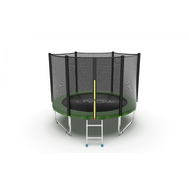 Батут EVO JUMP EXTERNAL 8FT GREEN, фото 1
