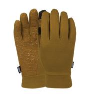 Перчатки POW мужские POLY PRO TT LINER GOLD, фото 1