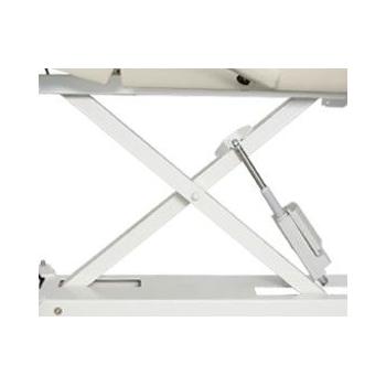 Стационарный косметологический стол с электроприводом VISION NOBLE LIFTBACK, фото 6