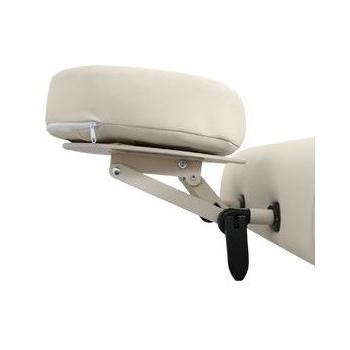 Стационарный косметологический стол с электроприводом VISION NOBLE LIFTBACK, фото 9